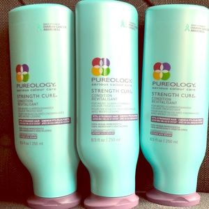 NEW! Pureology strength cure conditioner 8.5fl oz